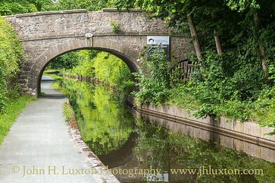 Llangollen Canal - Sun Trevor Wharf - July 02, 2020