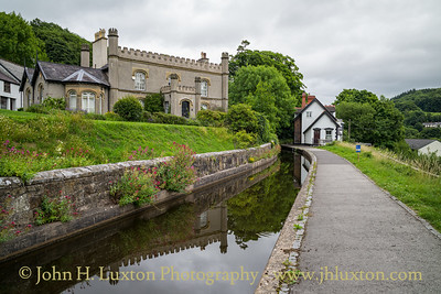 Llangollen Canal - Wharfinger's Cottage - July 02, 2020