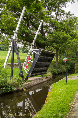 Llangollen Canal - Llanddyn Lift Bridge - July 02, 2020