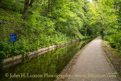 Llangollen Canal - Wern-Isaf Rock Cutting - July 02, 2020