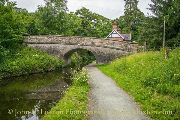 Llangollen Canal - Llanddyn Bridge - July 02, 2020