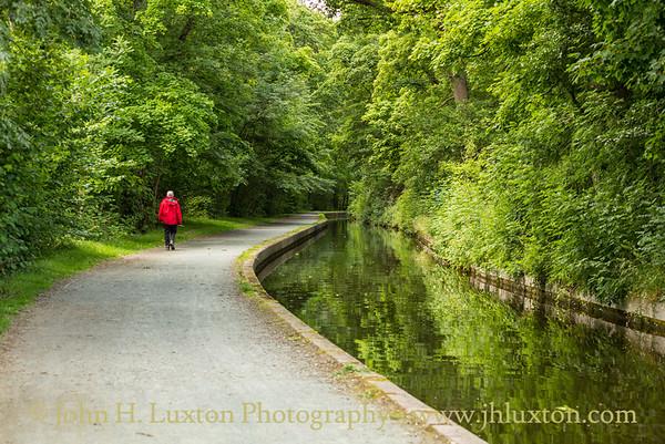 Llangollen Canal - Wern Isaf Approach - July 02, 2020