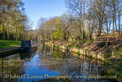 Llangollen Canal - Trefor Basin and Pontcysyllte - April 15, 2021