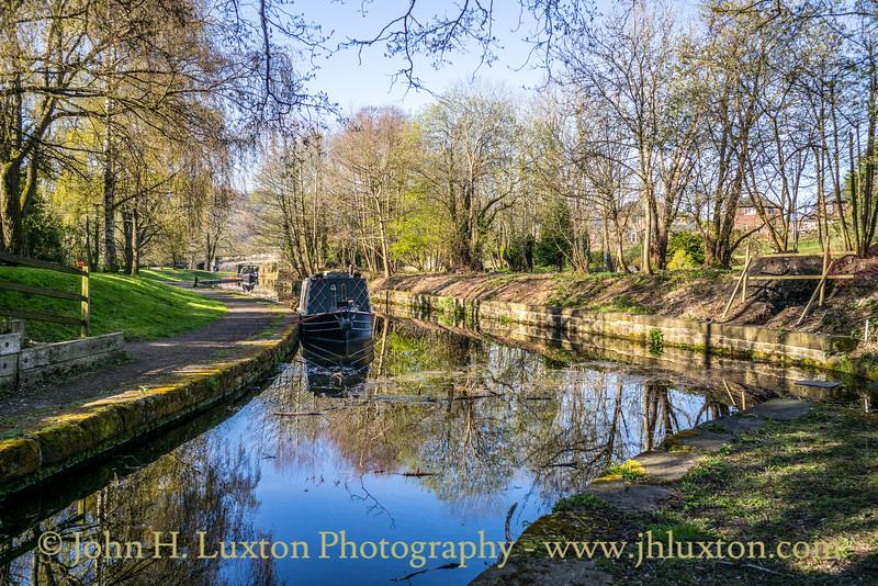 Llangollen Canal - Trefor Basin and Pontcysyllte - April 15, 2021