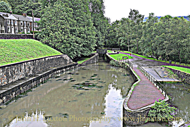 Neath Canal - August 23, 2015 (HDR)