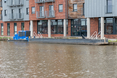 Shropshire Union Canal: Chester - August 10, 2021