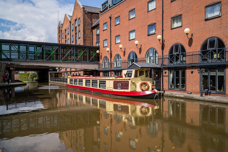 Shropshire Union Canal: Chester - August 4, 2021