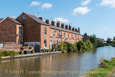 Shropshire Union Canal: Chester to Christleton - August 26, 2021
