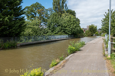 Shropshire Union Canal: Chester to Ellesmere Port - August 10, 2021