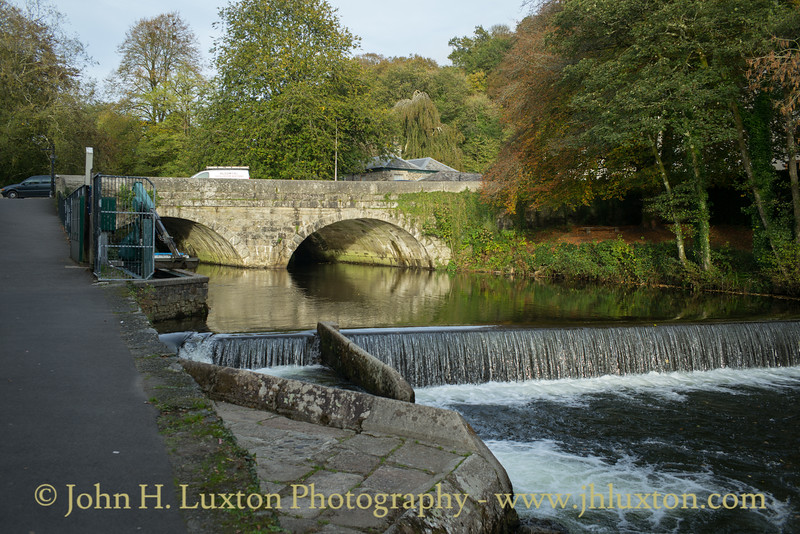 The Tavistock Canal, Devon - October 23, 2018