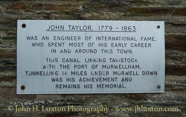 The Tavistock Canal, Devon - October 23, 2018