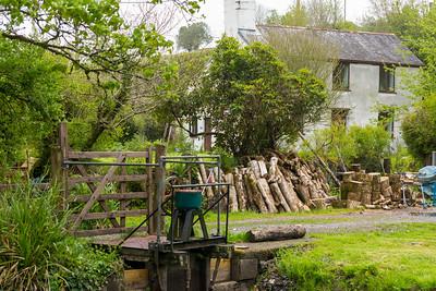 The Tavistock Canal, Devon - May 20, 2021