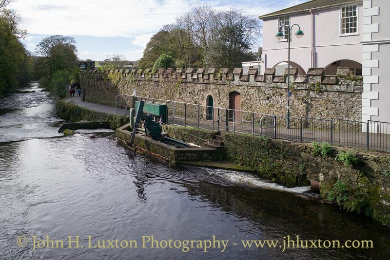 The Tavistock Canal, Devon - October 25, 2017