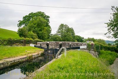 Montgomery Canal: Belan Locks to Bridge 126 - June 10, 2021