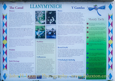Montgomery Canal: Llanymynech to Pant - December 24, 2020