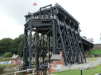 Trent & Mersey Canal / Weaver Navigation