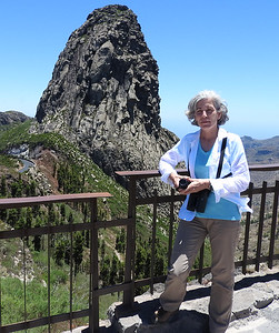 Barbara at La Roche on La Gomera 20170704 P_Davis DSCN3643