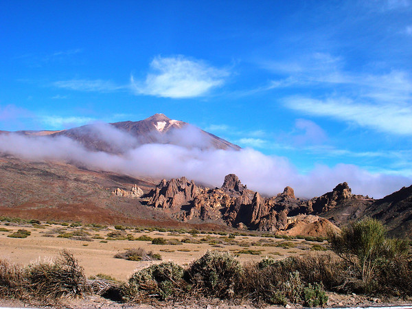 Mount Teide, Tenerife, Canary Is. Spain
