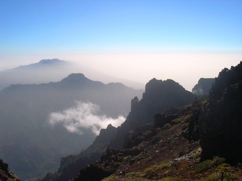 La Palma, Caldera de Taburiente, Canary Is. Spain