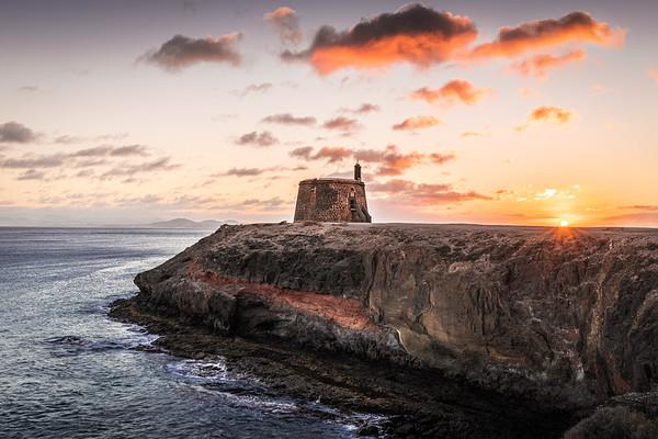 Earth, Fire, Water! - Playa Blanca, Lanzarote