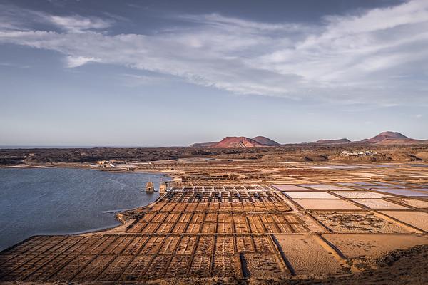 Salt of the Earth! - Salinas de Janubio, Lanzarote