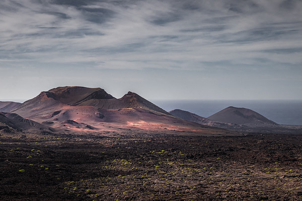 Primitive Earth! - Timanfaya, Lanzarote