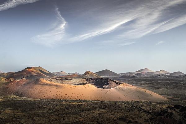 A settlement on Mars? - Timanfaya, Lanzarote