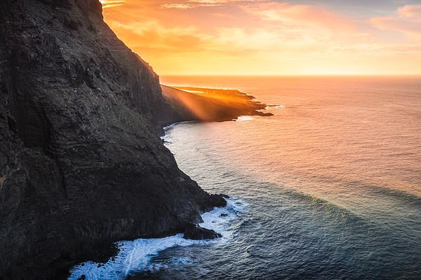 Peekaboo!! - Mirador Punta del Fraile, Tenerife