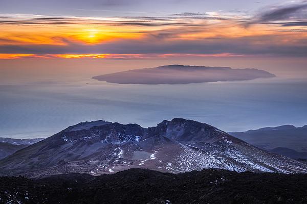 On top of the World! - Mount Teide, Tenerife