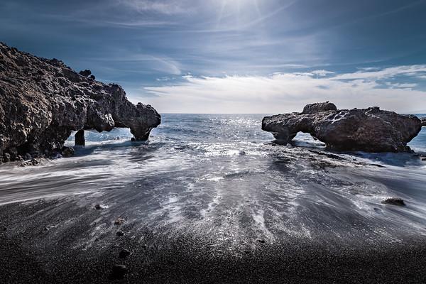 Persistence! - Playa La Jaquita, Tenerife