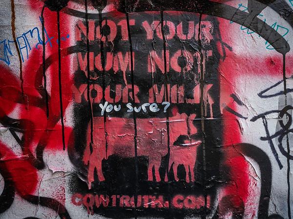 Not your Mum...
