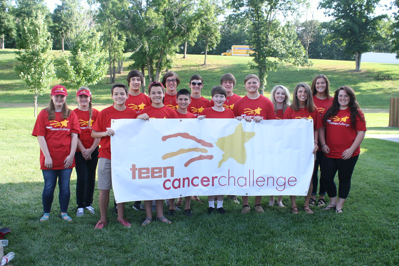 Teen cancer challenge