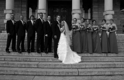 Wedding PartyDSC_8190 bw