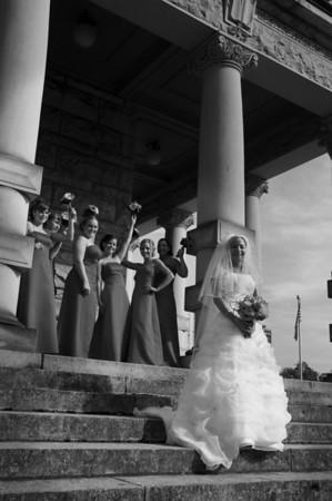 Wedding PartyDSC_8239 bw
