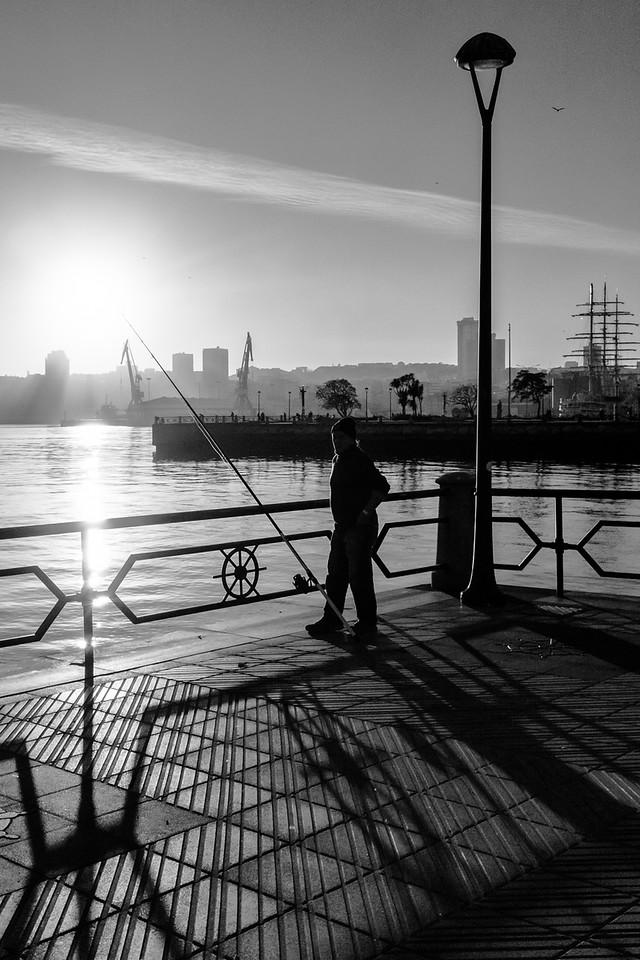 La Coruña,Galicia,Spain. 2017.