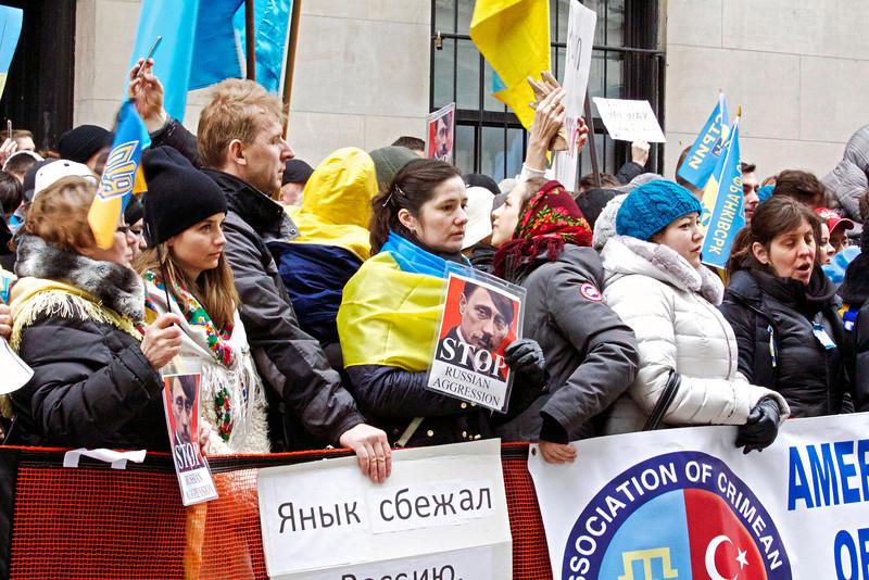 Ukrainian Protest