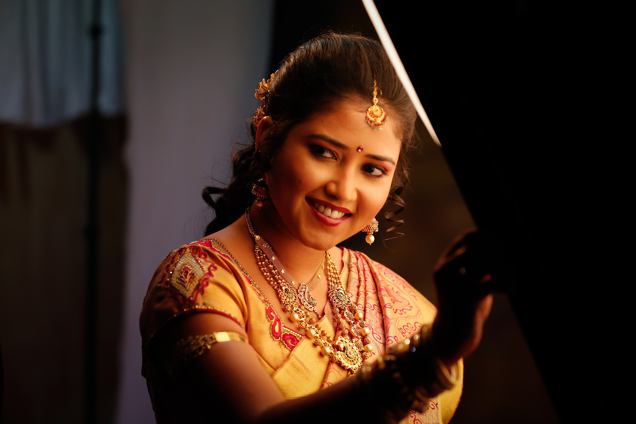 Chandru weds Leema