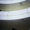 <b>The Guggenheim</b> - The only thing worth doing at the Guggenheim is to look up.