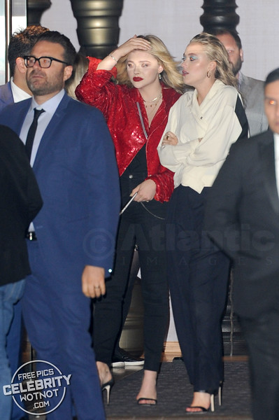Chloe Grace Moretz Arrives At The InStyle TIFF After-Party in Toronto, Canada