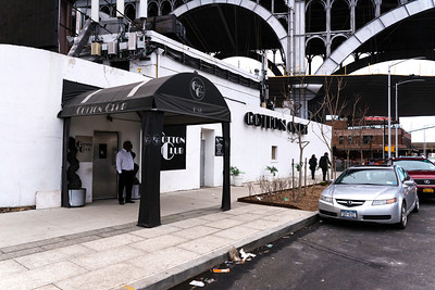 The Cotton Club, New York