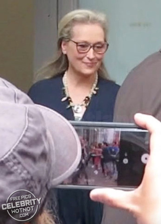 The Big Little Lies 2 Cast Including New Addition Meryl Streep Interviewed in NYC!