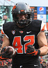 NCAA FOOTBALL: NOV 26 Oregon at Oregon State