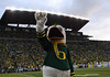 COLLEGE FOOTBALL: OCT 07 Washington State at Oregon