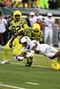 COLLEGE FOOTBALL: OCT 07 Washington State at Oregon