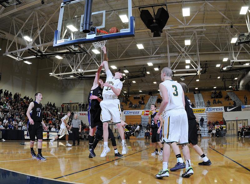 West Linn Lions of West Linn, Oregon vs.South Eugene Axemen of Eugene, Oregon