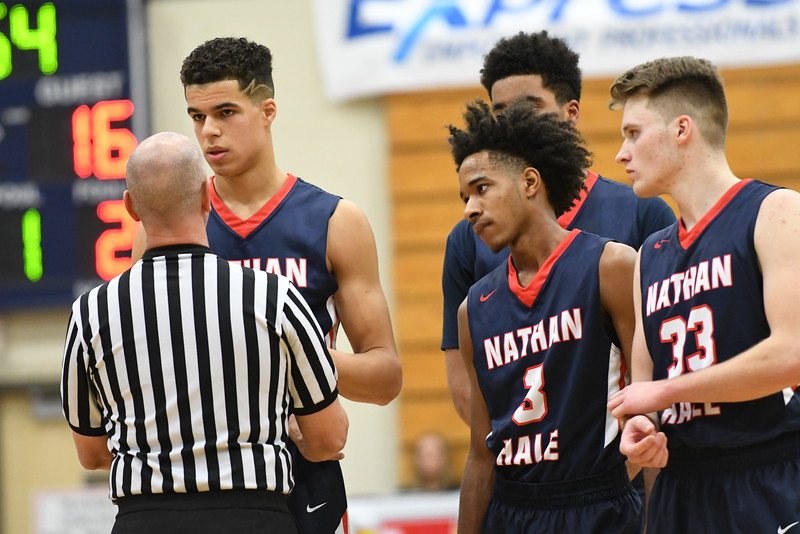 Nathan Hale vs Garfield