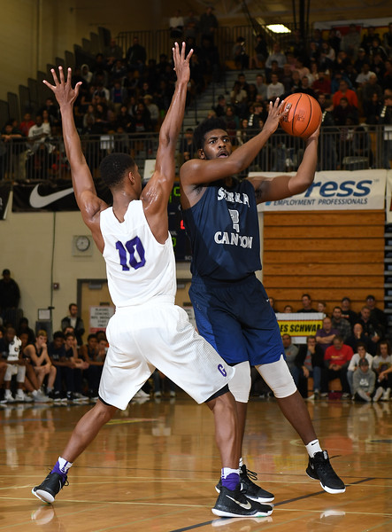Sierra Canyon vs Gonzaga