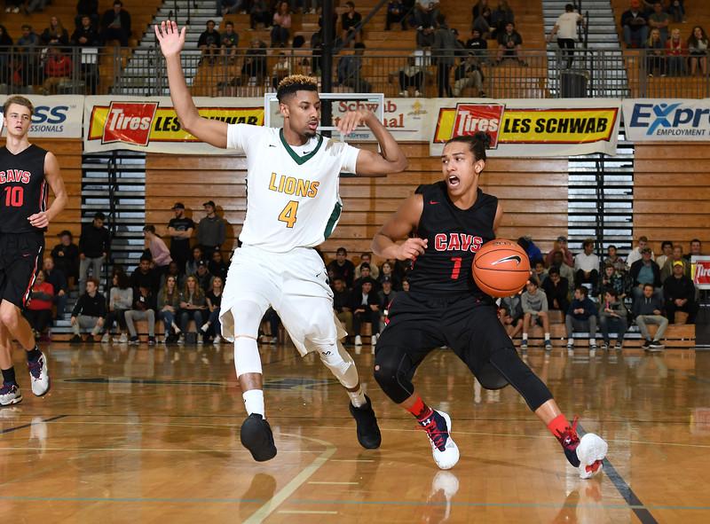 West Linn Lions vs Clackamas Cavaliers