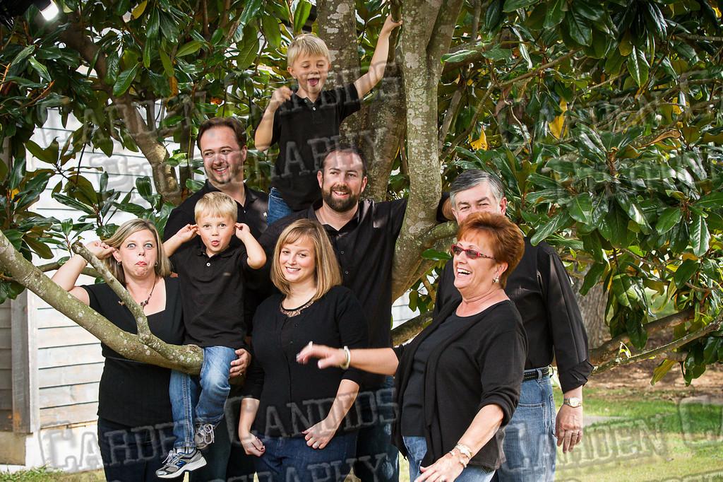 Jones Family at the Park-18