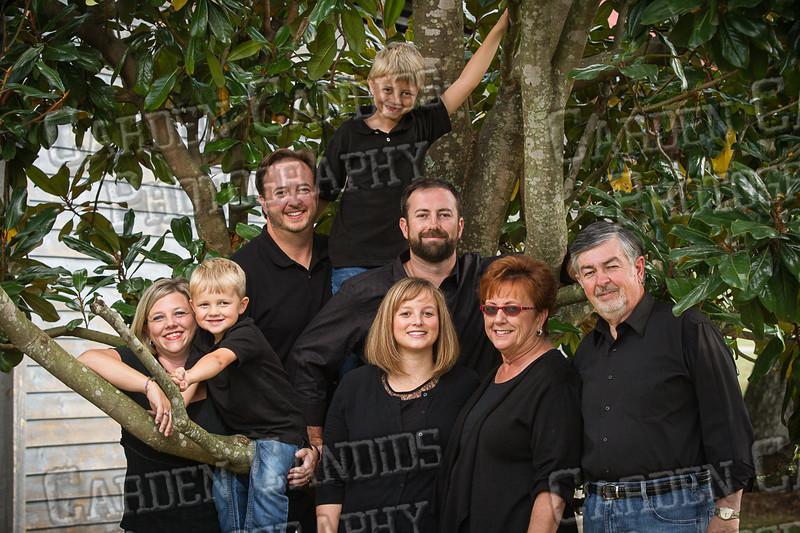 Jones Family at the Park-17